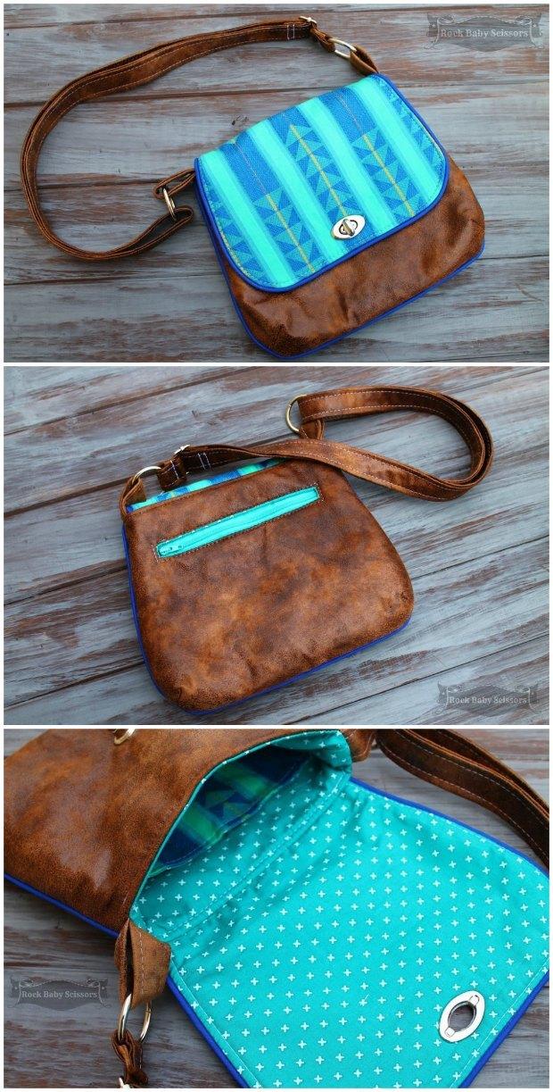 A Leather Purse