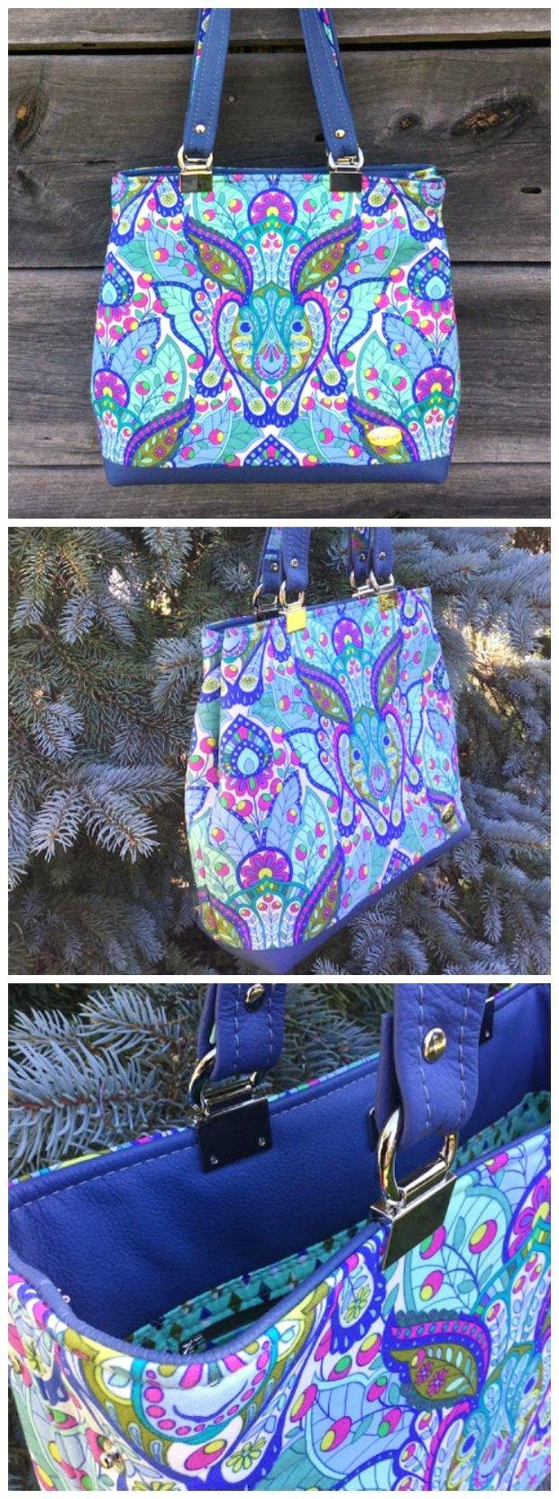 Geeky image intended for handbag patterns free printable