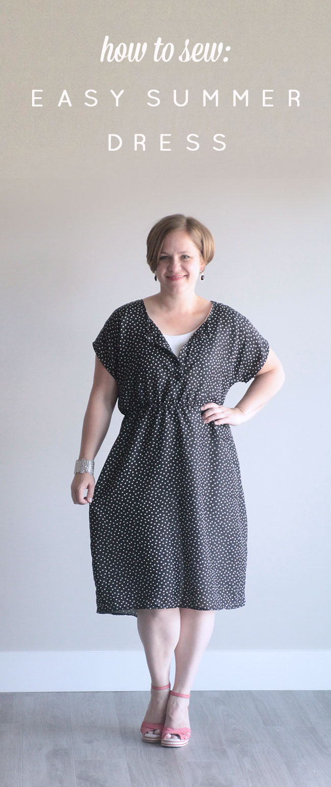 Free sewing patterns 20 easy summer patterns for women on the easy summer dress tutorial jeuxipadfo Image collections