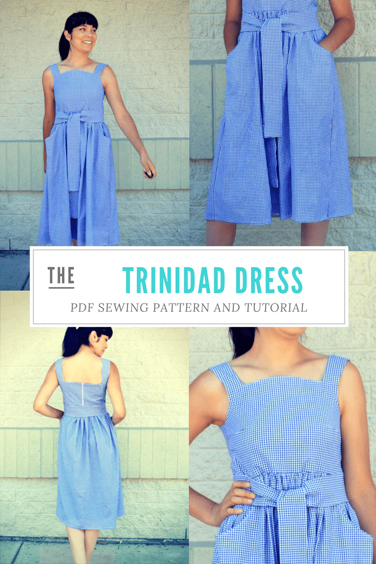 Free pattern alert the trinidad dress pattern on the cutting free sewing patterns free sewing patterns for women free sewing patterns online free jeuxipadfo Images