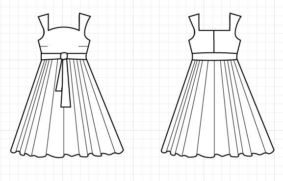 trinidad free pattern - On the Cutting Floor: Printable pdf sewing ...