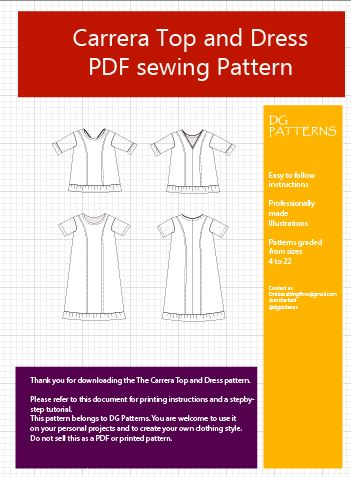 99 On The Cutting Floor Printable Pdf Sewing Patterns And
