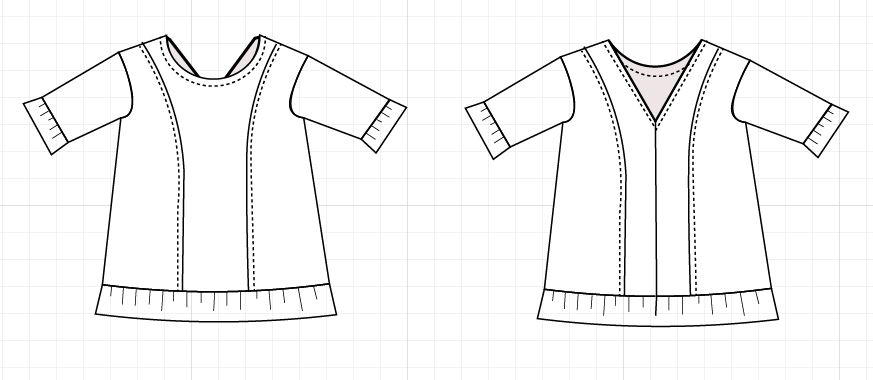 Capture - On the Cutting Floor: Printable pdf sewing patterns and ...