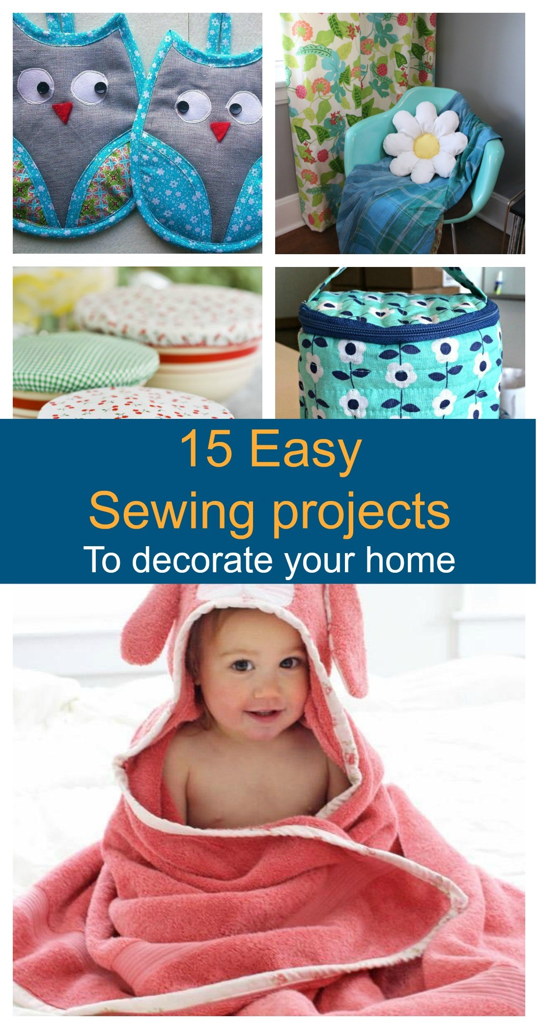 easy sewing crafts free pattern alert 15 easy sewing projects for home on 1939