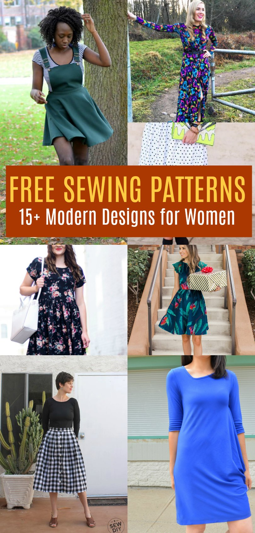 Free pattern alert 15 modern design sewing patterns for women free pattern alert 15 modern design sewing patterns for women on the cutting floor printable pdf sewing patterns and tutorials for women jeuxipadfo Images